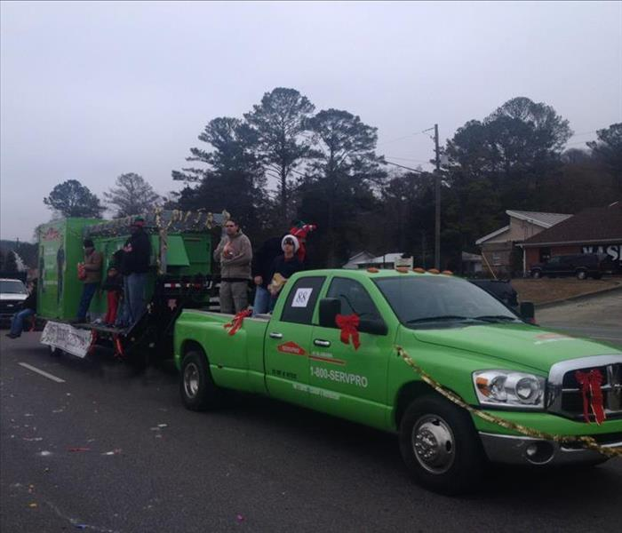 2013 Alabaster Christmas Parade